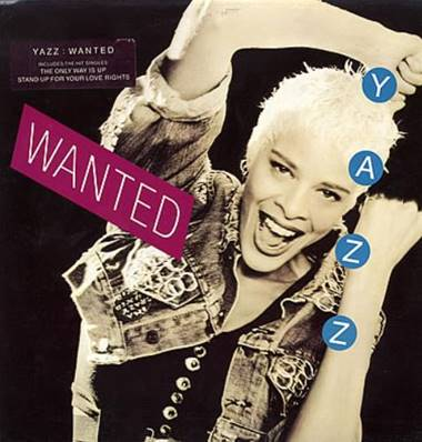 YAZZ - WANTED (ALBUM 1988)