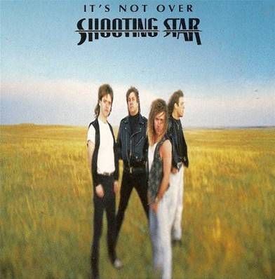 *CD* SHOOTING STAR - ITS NOT OVER (ALBUM 1991) (HARD FM)