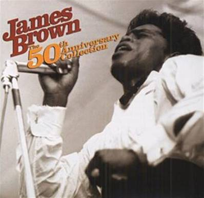 JAMES BROWN - THE 50TH ANNIVERSARY COLLECTION (2 CD) (50 TITRES)