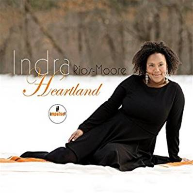 *CD.* INDRA RIOS-MOORE - HEARTLAND (ALBUM 2015) (JAZZ)