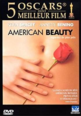 AMERICAN BEAUTY (2000) (DRAME) (AVEC KEVIN SPACEY ET ANNETTE BENING)