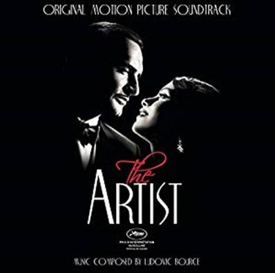 *CD.* THE ARTIST (ALBUM 2011) (ORIGINAL MOTION PICTURE SOUNDTRACK)