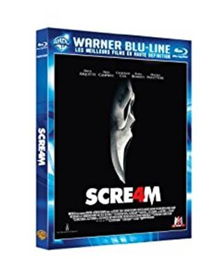 SCREAM 4 (2011) (HORREUR) (WES CRAVEN)