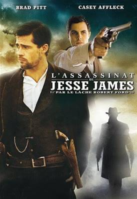 L'ASSASSINAT DE JESSE JAMES PAR LE LACHE ROBERT FORD (FILM 2007) (WESTERN)