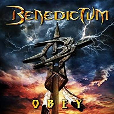 BENEDICTUM - OBEY (METAL) (PROGRESSIF)