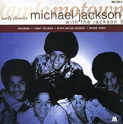 JACKSON 5 - MICHAEL JACKSON WITH THE JACKSON 5