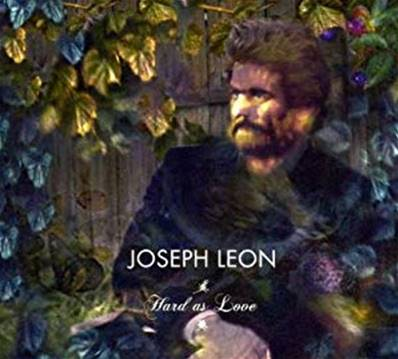 *CD.* JOSEPH LEON - HARD AS LOVE (ALBUM 2009) (ROCK INDE)