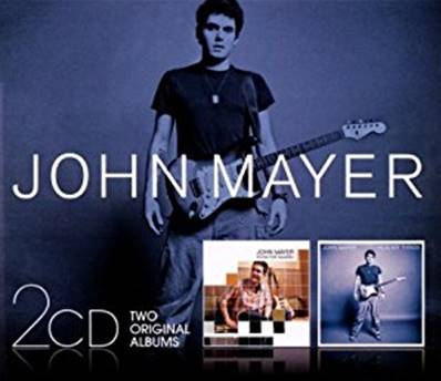 JOHN MAYER - HEAVIER THINGS / ROOM FOR SQUARE (IMPORT ANGLAIS) (POP) (ROCK)