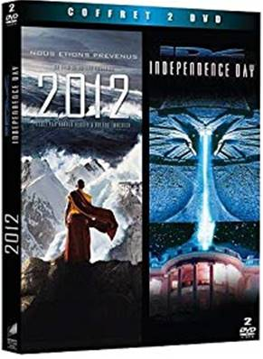 2012 - INDEPENDENCE DAY (COFFRET BLOCKBUSTER)