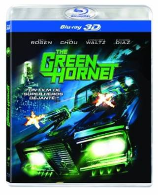 THE GREEN HORNET (BLU-RAY) (3D ACTIVE)