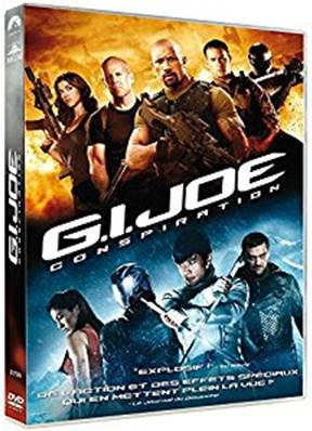 G.I. JOE 2 CONSPIRATION (ACTION) (AVENTURE) (SCIENCE FICTION) (BRUCE WILLIS)