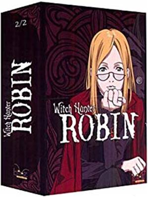 WITCH HUNTER ROBIN (COFFRET PARTIE 2/2)
