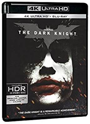 BATMAN - THE DARK KNIGHT LE CHEVALIER NOIR (4K ULTRA HD)