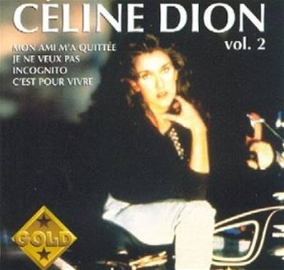 *CD* CELINE DION - CELINE DION VOL. 2
