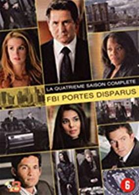 *DVD.* FBI PORTES DISPARUS - L'INTEGRALE DE LA SAISON 4 (COFFRET 6 DVD)
