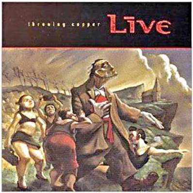 CD LIVE - THROWING COPPER