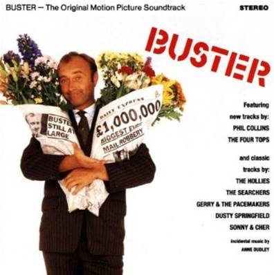 *CD* BUSTER (ALBUM 1988) (THE ORIGINAL MOTION PICTURE SOUNDTRACK)