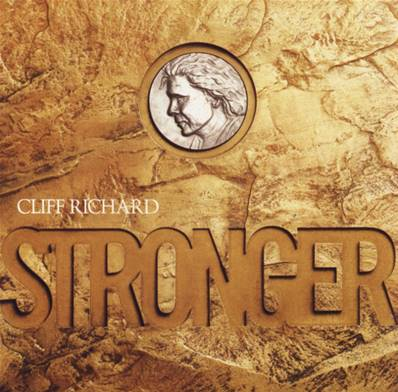 CLIFF RICHARD - STRONGER 1989
