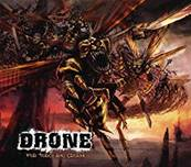 DRONE - FOR TORCH AND CROWN (THRASH) (METAL)