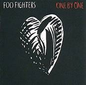 FOO FIGHTERS - ONE BY ONE (2002) (GRUNGE)