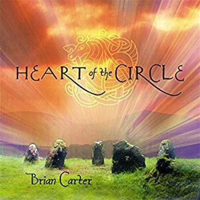 BRIAN CARTER - HEART OF THE CIRCLE (NEW AGE)