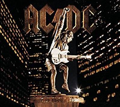 AC DC - STIFF UPPER LIP (HARD ROCK)