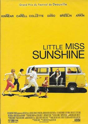 LITTLE MISS SUNSHINE (FILM 2006) (COMEDIE) (GRAND PRIX DU FESTIVAL DE DEAUVILLE)