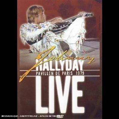JOHNNY HALLYDAY : PAVILLON DE PARIS (1979)