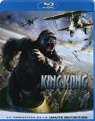 *Blu-Ray.* KING KONG (2005) (FANTASTIQUE)(AVEC NAOMI WATTS ET JACK BLACK) DE PETER JACKSON