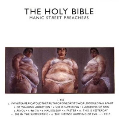MANIC STREET PREACHERS (1994) - IMPORT - THE HOLY BIBLE
