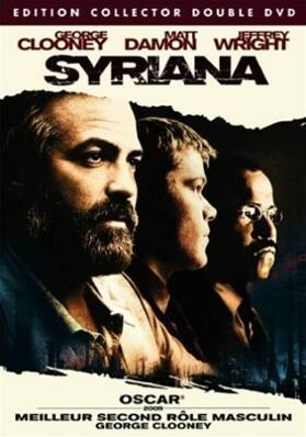 SYRIANA (EDITION COLLECTOR 2 DVD)