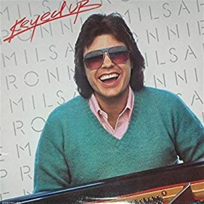 RONNIE MILSAP - KEYED UP (1983)