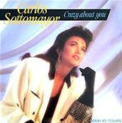 CARLOS SOTTOMAYOR - CRAZY ABOUT YOU (VINYLE MAXI SINGLE)