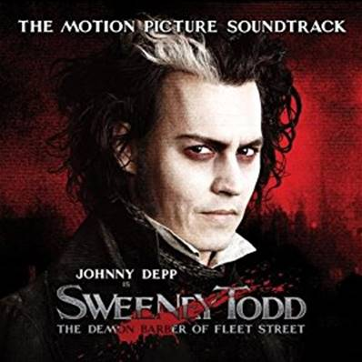 SWEENEY TODD (MOTION PICTURE SOUNDTRACK)