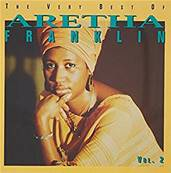ARETHA FRANKLIN - THE VERY BEST OF ARETHA FRANKLIN VOL 2