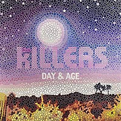 THE KILLERS - DAY AND AGE (ALBUM 2008)