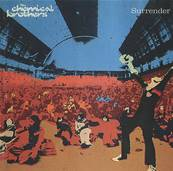 *CD.* THE CHEMICAL BROTHERS - SURRENDER (ALBUM 1999)