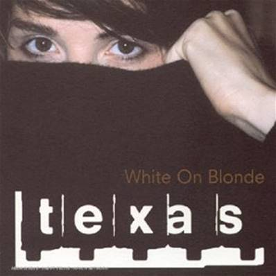 TEXAS (2008) - IMPORT - WHITE ON BLONDE NEW