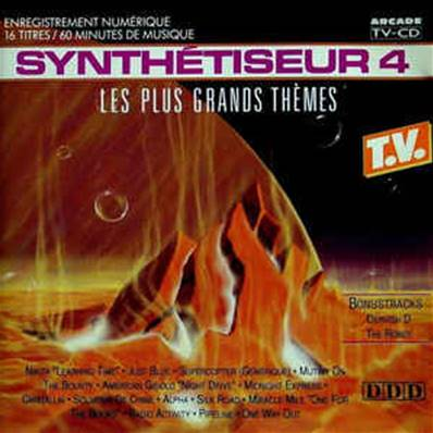 *CD* SYNTHETISEUR VOLUME 4 (16 TITRES) (60 MINUTES) (COMPILATION)