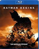 *Blu-Ray.* BATMAN BEGINS (2005) (AVEC CHRISTIAN BALE ET MICHAEL CAINE) DE CHRISTOPHER NOLAN