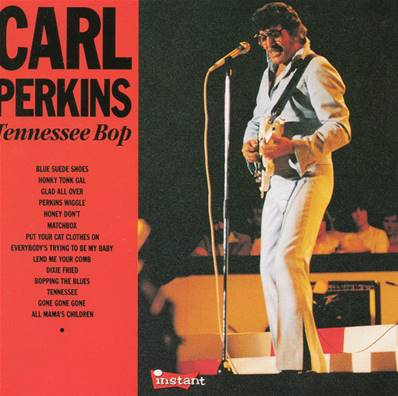 *CD.* CARL PERKINS - TENNESSEE (IMPORT USA)