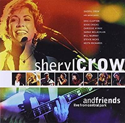 SHERYL CROW - LIVE IN CENTRAL PARK (1999)
