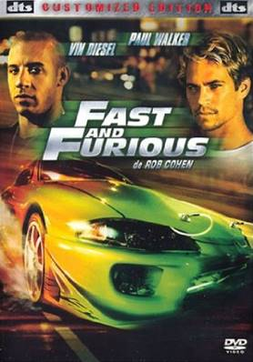 FAST & FURIOUS (FILM 2001) (ACTION) (PAUL WALKER) (VIN DIESEL)