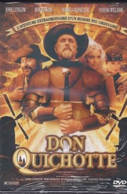 DVD DON QUICHOTTE (2000) (AVENTURE) (DUREE: 2H00)