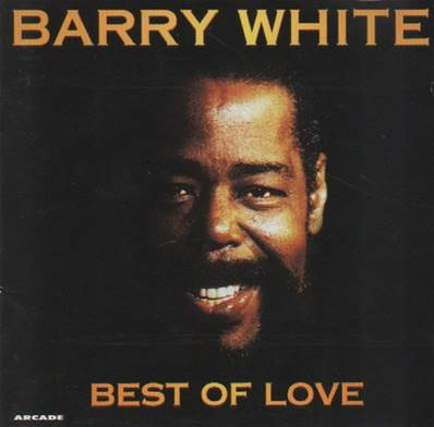 *CD* BARRY WHITE - BEST OF