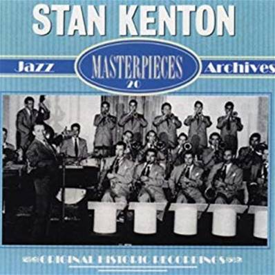 *CD* STAN KENTON & HIS ORCHESTRA - 20 MASTERPIECES (JAZZ ARCHIVES)