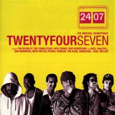 *CD.* TWENTY FOUR SEVEN (LA BANDE ORIGINALE DU FILM) (ALBUM 1998)