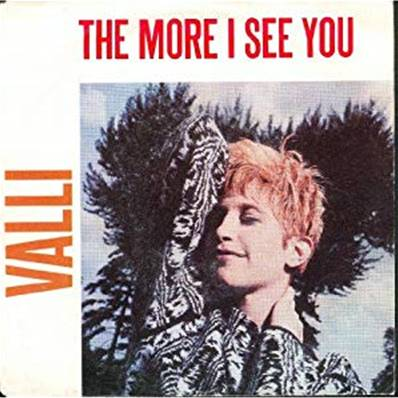 VALLI - MORE I SEE YOU (DANCE MIX 1986)