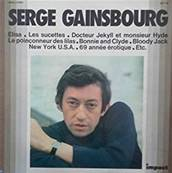 SERGE GAINSBOURG - COMPILATION IMPACT