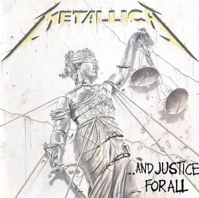 METALLICA - ... AND JUSTICE FOR ALL (METAL)